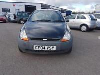 Ford Ka 1.3 PETROL.,Black 70 bhp TRADE SOLD AS SEEN NO WARRANTY