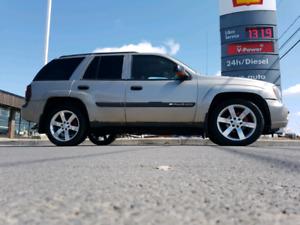 (SOLD,VENDU) 2003 Trailblazer LS 2x4 SUV in excellent condition