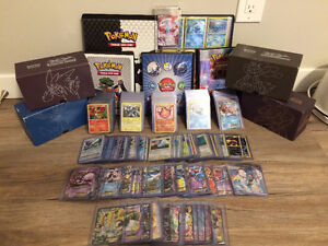 2000+ Common and 400+ Rare Holo Pokemon Card Lot