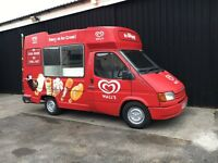 Whitby Morrison Ford Transit Soft Ice Cream Van Carpigiani Icecream Machine - Spares / Repairs