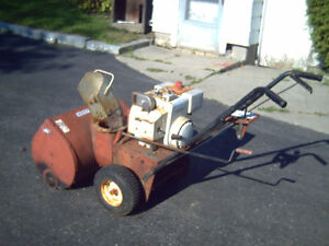 Ugly Snowblower