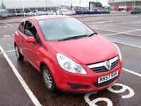 Vauxhall/Opel Corsa 1.0i 12v 2008MY Life