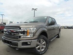 2018 Ford F-150 XLT 3.5L EcoBoost V6 302A