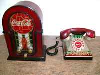 Telephone COCA COLA Radio am/fm COKE Collection