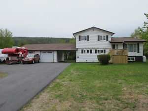 Large family home with garage and privacy $309,000