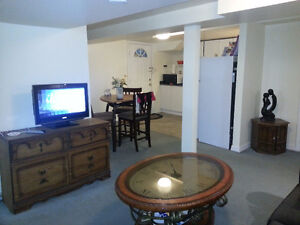 2 Bedroom Basement Apartment (Semi Furnished) Rent Scarborough