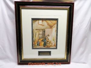 "TRISHA ROMANCE,  ""The New Toybox"",  Gallery Framed Print"