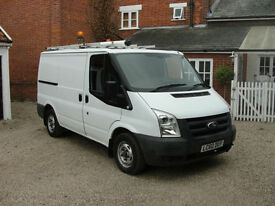 2011 FORD TRANSIT 2.2 TDCI SWB T300 - FULL HISTORY - IN VGC - LOW MILES @66K