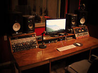 Are you a singer/band looking for a recording studio