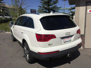2009 Audi Q7 SUV, Low KMS - Private Sale (Save on tax)