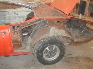 Classic Car Restoration Regina Regina Area image 3