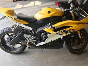 2006 Yamaha r6 50th Anniversary Edition