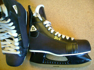 Daoust 301 ice skates, size 7 for shoe size 8