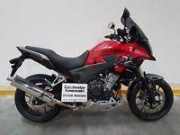 """Honda CB500-X 2014 """"14 Plate"""" Immaculate Bike"""
