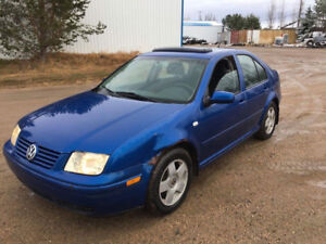 2001 Volkswagen Jetta TDI in Shellbrook