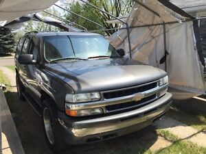 2001 Chevrolet Tahoe Please contact SUV, Crossover