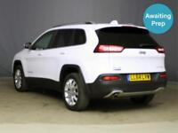 2014 JEEP CHEROKEE 2.0 CRD Limited 5dr SUV 5 Seats