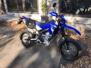 2009 Yamaha WR250X
