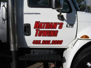 Nathan's Towing FREE Clunker Recycling 403 866 9999