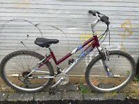 Raleigh Mantis ladies mountain bike