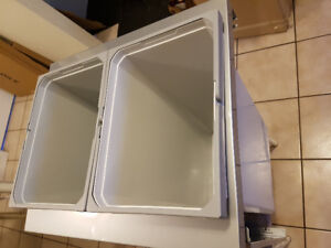 Double Waste Bin for Kitchen Cabinet - Brand New in Box!!