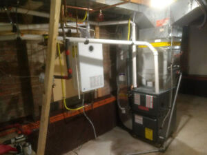 New 2 Stage Goodman Furnace Starting From $895 After Rebates!!