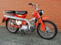 Honda CT90 Trail 89cc 1966