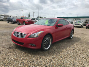 2011 Infinit1 G37X Coupe AWD