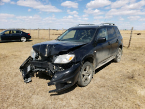 PARTING OUT / WRECKING: 2006 Mitsubishi OUTLANDER * PARTS *