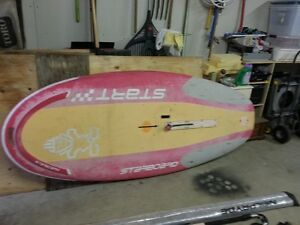 NEW lower price  - Starboard Windsurfing package now $650