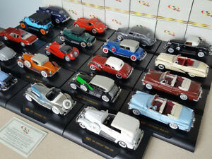 Signature Models Diecast Cars Collection 1:32