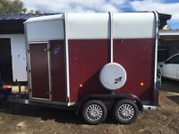 Ifor williams horse trailer horsebox 505