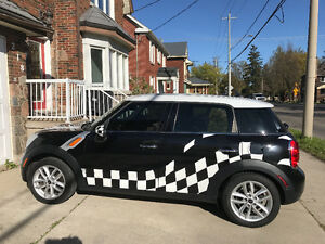 2012 MINI Cooper Countryman Fully loaded SUV, Crossover