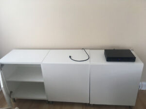 Ikea BESTA storage combination system