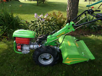 2014 Two Wheel Walk Behind Tractor with pto
