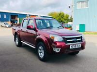 Ford Ranger 2.5TDCi 4x4 Thunder 2010(59)REG**AIR CON**ONLY DONE **92,000**MILES*