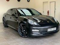 2012 Porsche Panamera 4.8 V8 4S PDK AWD 5dr Hatchback Petrol Automatic