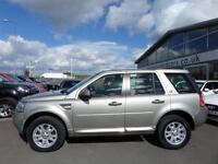 2010 Land Rover Freelander 2.2 SD4 XS 5dr Auto 5 door Estate