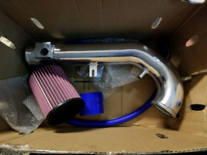 sri intake pflow subaru impreza legacy 2008 + no turbo