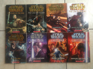 STAR WARS Chapter Books 8-Book Set