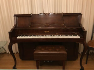 ESSEX FORMAL FRENCH UPRIGHT PIANO FOR SALE (OVER 50% OFF!)