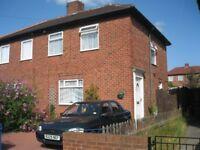 Nice 3 bed semi detached house, South Shields, Whiteleas, Garden