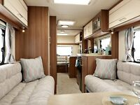 Full Time Interior Valeter / Cleaner required for Caravan Dealer at Old Sarum