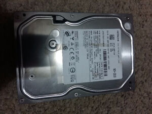 250Gb Formatted HardDrive
