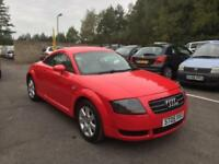Audi TT Coupe 1.8 ( 180bhp ) 2005MY
