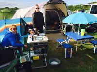 Large 6 man tent ( spares or easy repair )