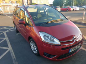 Citroen c4 grand Picasso diesel low mileage for year