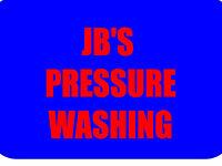 JBs PRESSURE WASHING