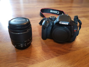 Appareil Photo Canon T3i Kit complet