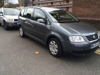 2004 Volkswagen touran se 1.6 fsi 7 seater mpv call 07768897226